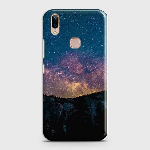 Embrace, Dark Galaxy 3D Trendy Case For Vivo V9
