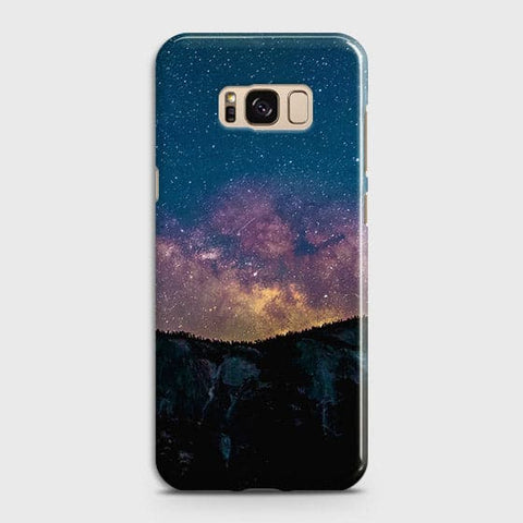 Embrace, Dark Galaxy 3D Trendy Case For Samsung Galaxy S8 Plus
