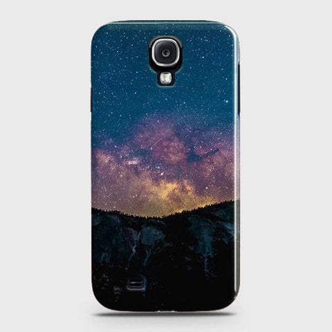 Samsung Galaxy S4 Cover - Embrace, Dark  Trendy Printed Hard Case With Life Time Colour Guarantee