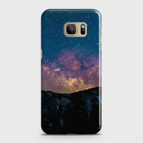 Embrace, Dark Galaxy 3D Trendy Case For Samsung Galaxy Note 7