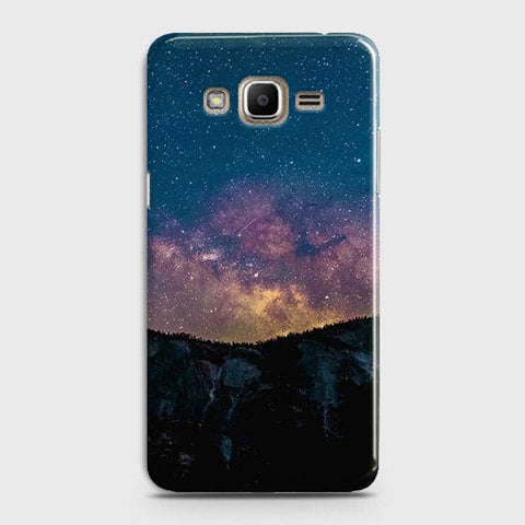 Embrace, Dark Galaxy 3D Trendy Case For Samsung Galaxy J7