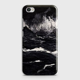 3D Black Ocean Marble Trendy Case For Xiaomi Redmi Note 5A