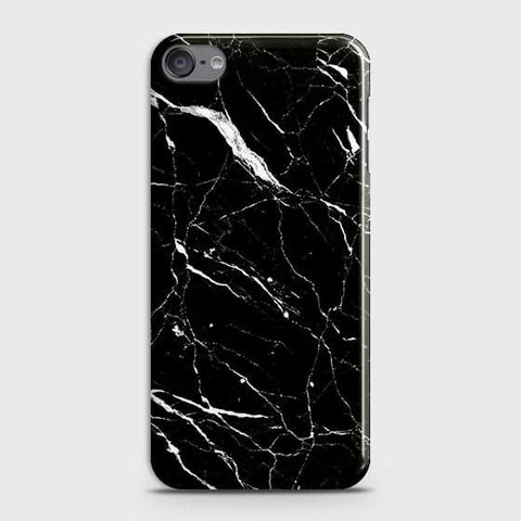 Trendy Black Marble Case For iPod Touch 6