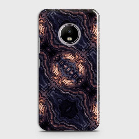 Motorola E4 Plus - Source of Creativity Trendy Printed Hard Case With Life Time Guarantee