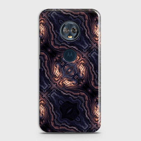 Motorola E5 Plus - Source of Creativity Trendy Printed Hard Case