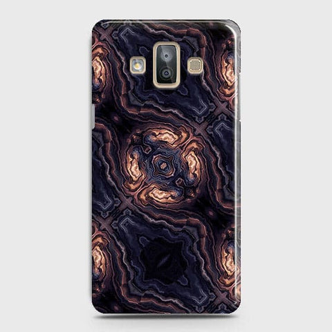 Samsung Galaxy J7 Duo - Source of Creativity Trendy Printed Hard Case With Life Time Guarantee
