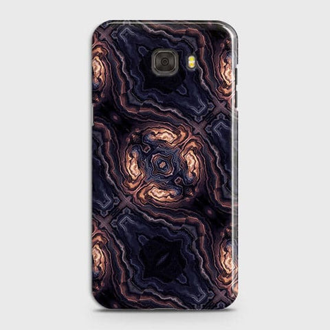 Samsung C7 Pro  - Source of Creativity Trendy Printed Hard Case With Life Time Guarantee