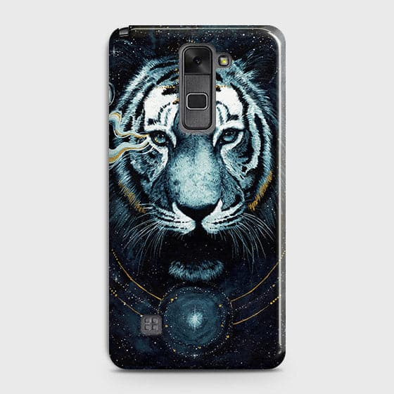 Vintage Galaxy 3D Tiger  Case For LG Stylus 2 / Stylus 2 Plus / Stylo 2 / Stylo 2 Plus