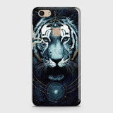 Vintage Galaxy 3D Tiger  Case For Vivo V7