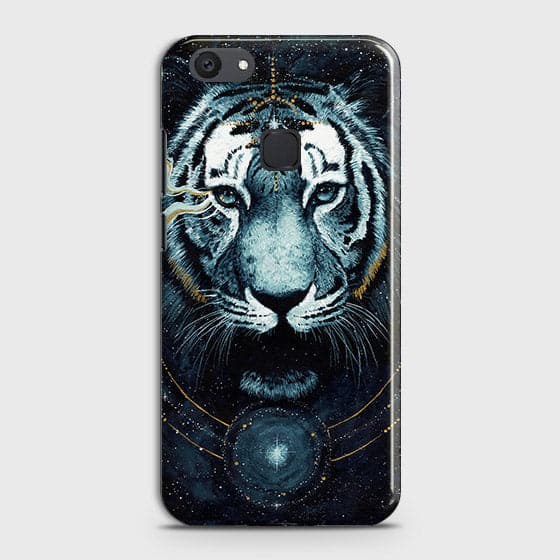 Vintage Galaxy 3D Tiger  Case For Vivo V7 Plus