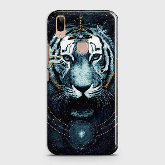 Vintage Galaxy 3D Tiger  Case For Vivo V9 / V9 Youth