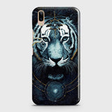 Vintage Galaxy 3D Tiger  Case For Vivo V11 Pro - OrderNation