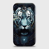 Vintage Galaxy 3D Tiger  Case For Samsung Galaxy S3