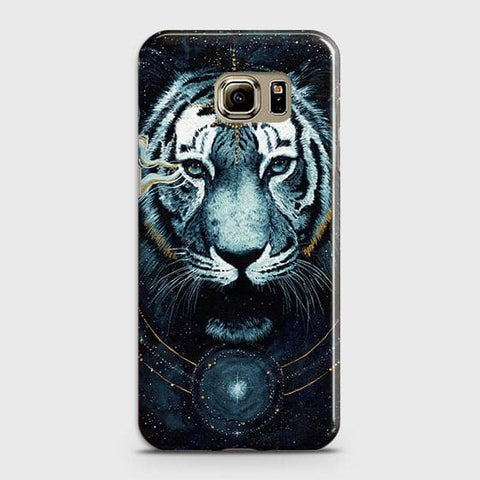Vintage Galaxy 3D Tiger  Case For Samsung Galaxy Note 5