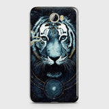 Vintage Galaxy 3D Tiger  Case For Huawei Y5 II