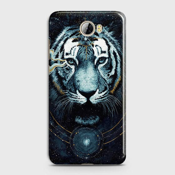 Vintage Galaxy 3D Tiger  Case For Huawei Y5 II - OrderNation