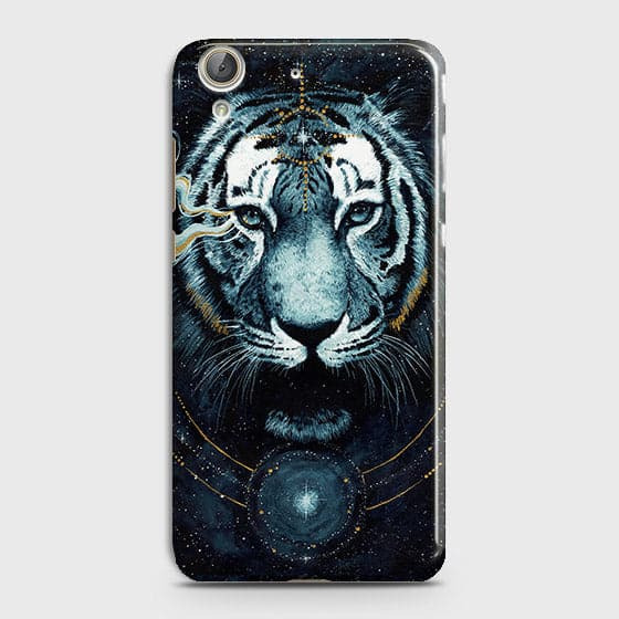 Vintage Galaxy 3D Tiger  Case For Huawei Y6 II