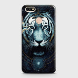 Vintage Galaxy 3D Tiger  Case For Huawei P9 Lite Mini