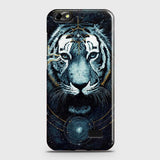 Vintage Galaxy 3D Tiger  Case For Huawei Honor 4C