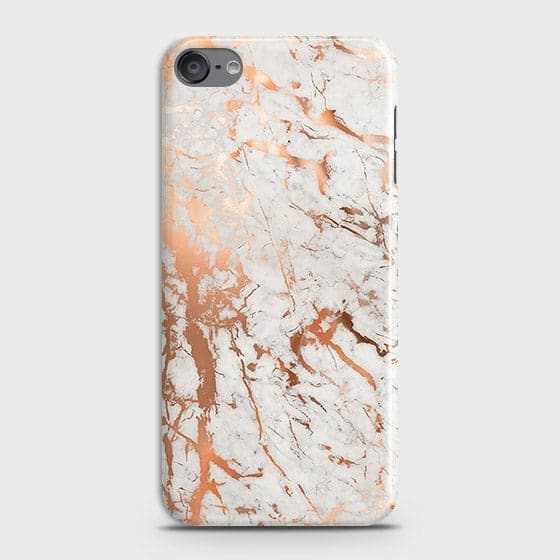 3D Print in Chic Rose Gold Chrome Style Case For iPod Touch 6