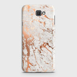 3D Print in Chic Rose Gold Chrome Style Case For Samsung Galaxy J7 Prime 2