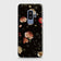 Samsung Galaxy S9 Plus Cover - Dark Rose Vintage Flowers Printed Hard Case with Life Time Colors Guarantee