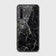 Realme 6 Pro Cover - Black Marble Series - HQ Ultra Shine Premium Infinity Glass Soft Silicon Borders Case