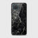 Samsung Galaxy A12 Cover - Black Marble Series - HQ Ultra Shine Premium Infinity Glass Soft Silicon Borders Case
