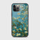 iPhone 12 Pro Max Cover - Floral Series 2 - HQ Ultra Shine Premium Infinity Glass Soft Silicon Borders Case