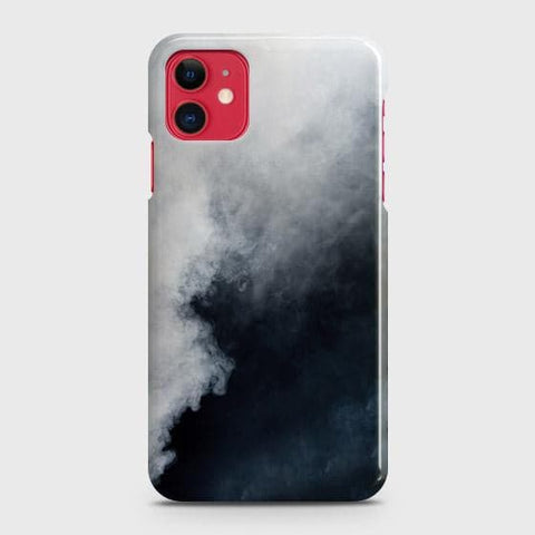 Trendy White Floor Marble Case For iPhone 11