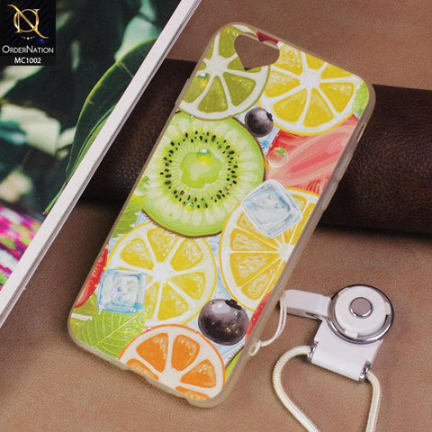 3D Fresh Summer Fruit Gala Cocktail Soft Case For iPhone 6S / 6 - Cocktail
