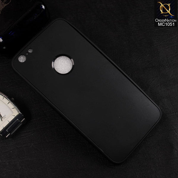 New Soft 360 Full Protection TPU Case For iPhone 6s Plus / 6 Plus - Black