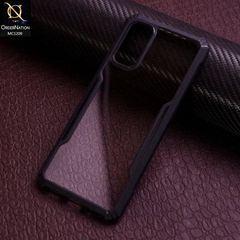 Samsung Galaxy S20 Cover - Black - Hybrid Tpu Pc Case