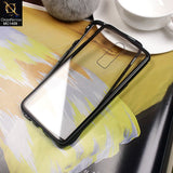 Luxury HQ Shatter Proof King Magnetic Case For Oneplus 6 - Black