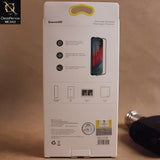 Baseus Full Covarage Curved Tempared Glass For iPhone XR - Black