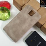 Luxury PU BOB Leather Case For Samsung Note 3 - Lite Brown