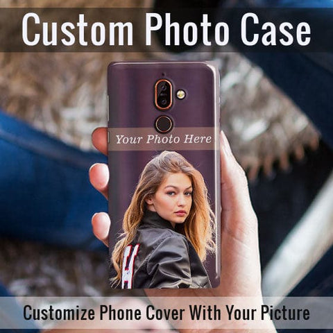 HD Print With Lifetime Print Warranty Case For Nokia 7 Plus - Customize Photo