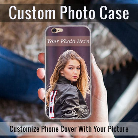 HD Print With Lifetime Print Warranty Hybrid Soft Case For Oppo A39 - Customize Photo
