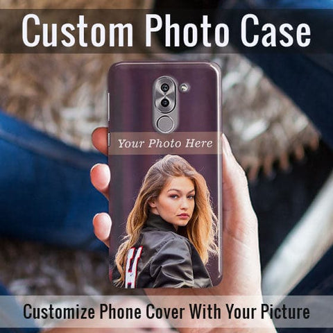 HD Print With Lifetime Print Warranty Case For Huawei Honor 6X - Customize Photo