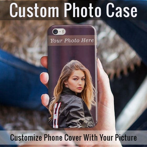 HD Print With Lifetime Print Warranty Case For iPhone 5se / 5 - Customize Photo