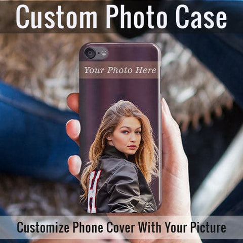 HD Print With Lifetime Print Warranty Case For Ipod Touch 6 - Customize Photo