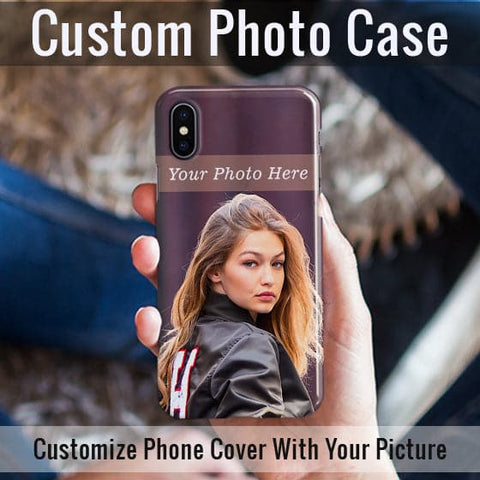 HD Print With Lifetime Print Warranty Case For iPhone XS Max - Customize Photo