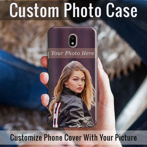 HD Print With Lifetime Print Warranty Case For Samsung Galaxy J5 Pro (2017) - Customize Photo