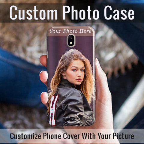 HD Print With Lifetime Print Warranty Case For Samsung Galaxy J7 (2018) - Customize Photo