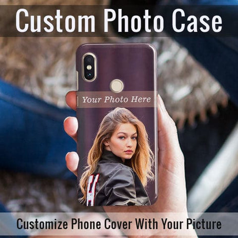 HD Print With Lifetime Print Warranty Case For Redmi Y2 - Customize Photo