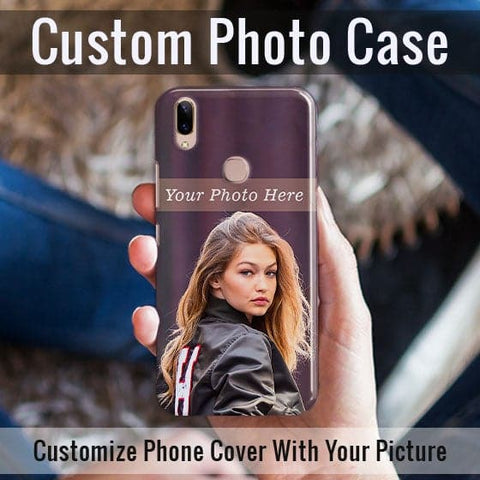 HD Print With Lifetime Print Warranty Case For Vivo V9 - Customize Photo