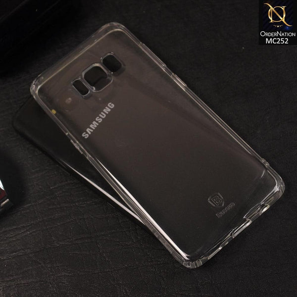 Baseus Clear Transparent Tpu Case For Samsung S8