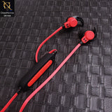 JBL Under Armour Bluetooth Wireless Handsfree - Red