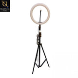 Professional Ring Lighting Ring Fill Light ZD666 (26 cm) - Black