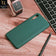 Samsung Galaxy A50 Cover - Green - Semi-Transparent Ultra Thin Color Button Soft Shell Case